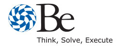 Be, think solve execute